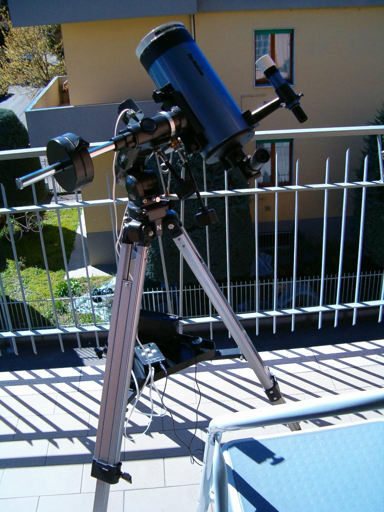 Telescopio Solare